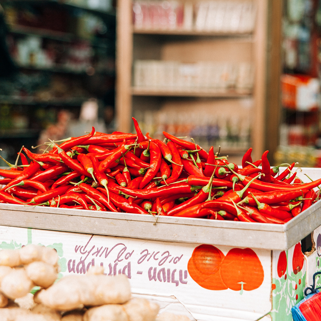 Metabolism Boosting Foods - Chilli peppers