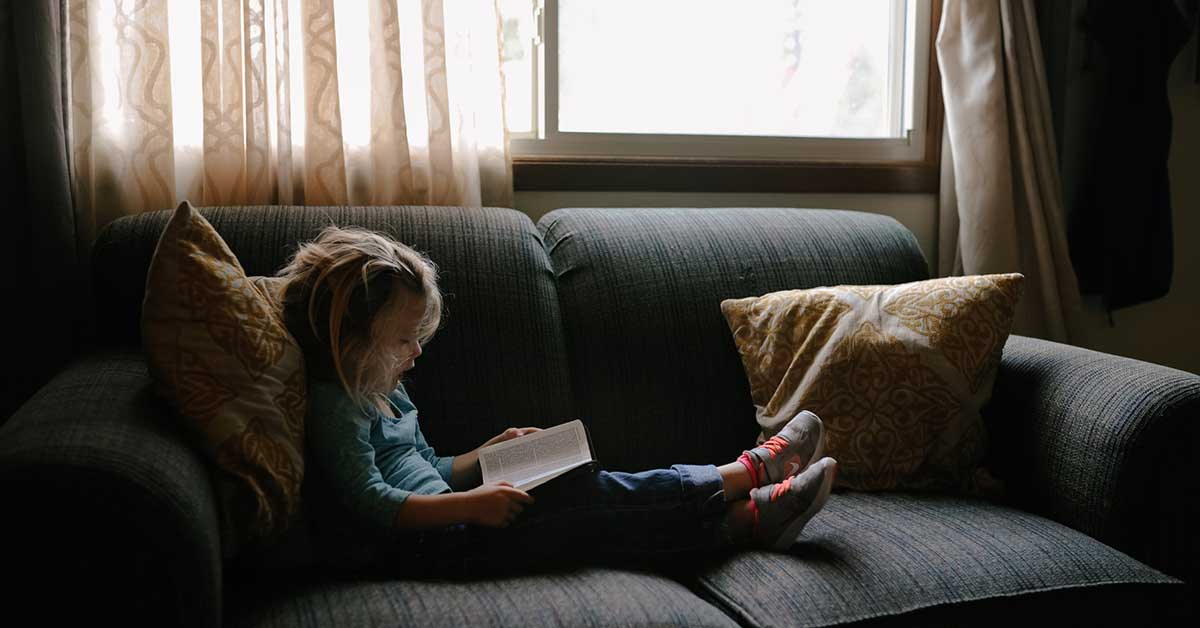 How to teach kids to read?