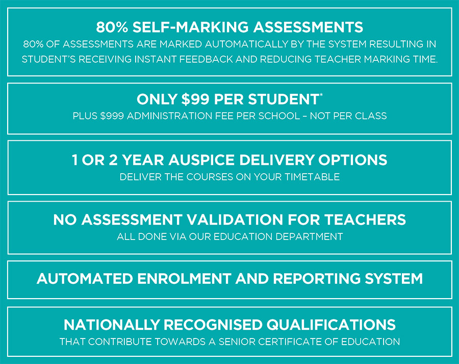 Schools and why they should choose Foundation Education