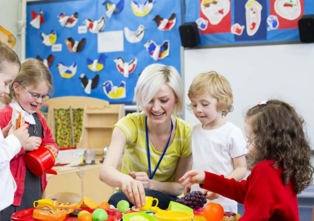 Childcare Assistant - Foundation Education