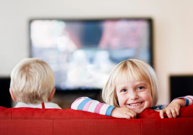How much tv should kids watch blog
