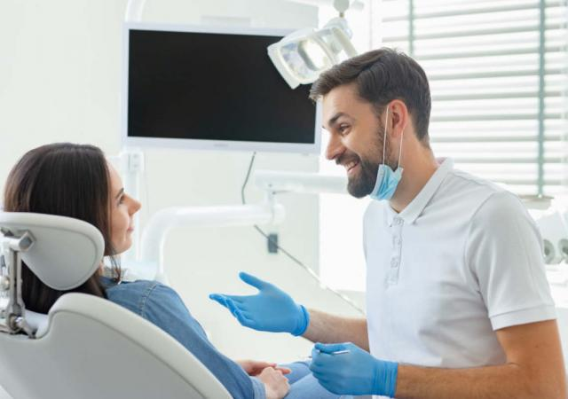 Male Dental Hygienist - Foundation Education