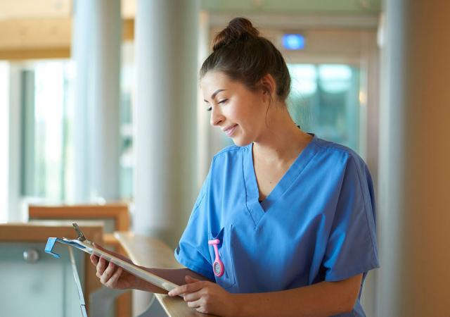 Changing careers to Healthcare