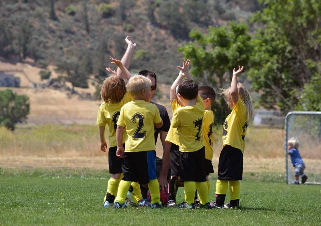 How much should kids exercise? blog