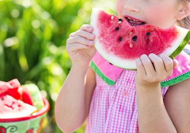 Healthy snacks for kids that won't harm their teeth blog